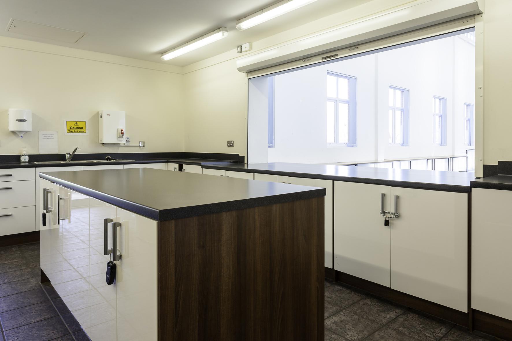 Community Centre Kitchen