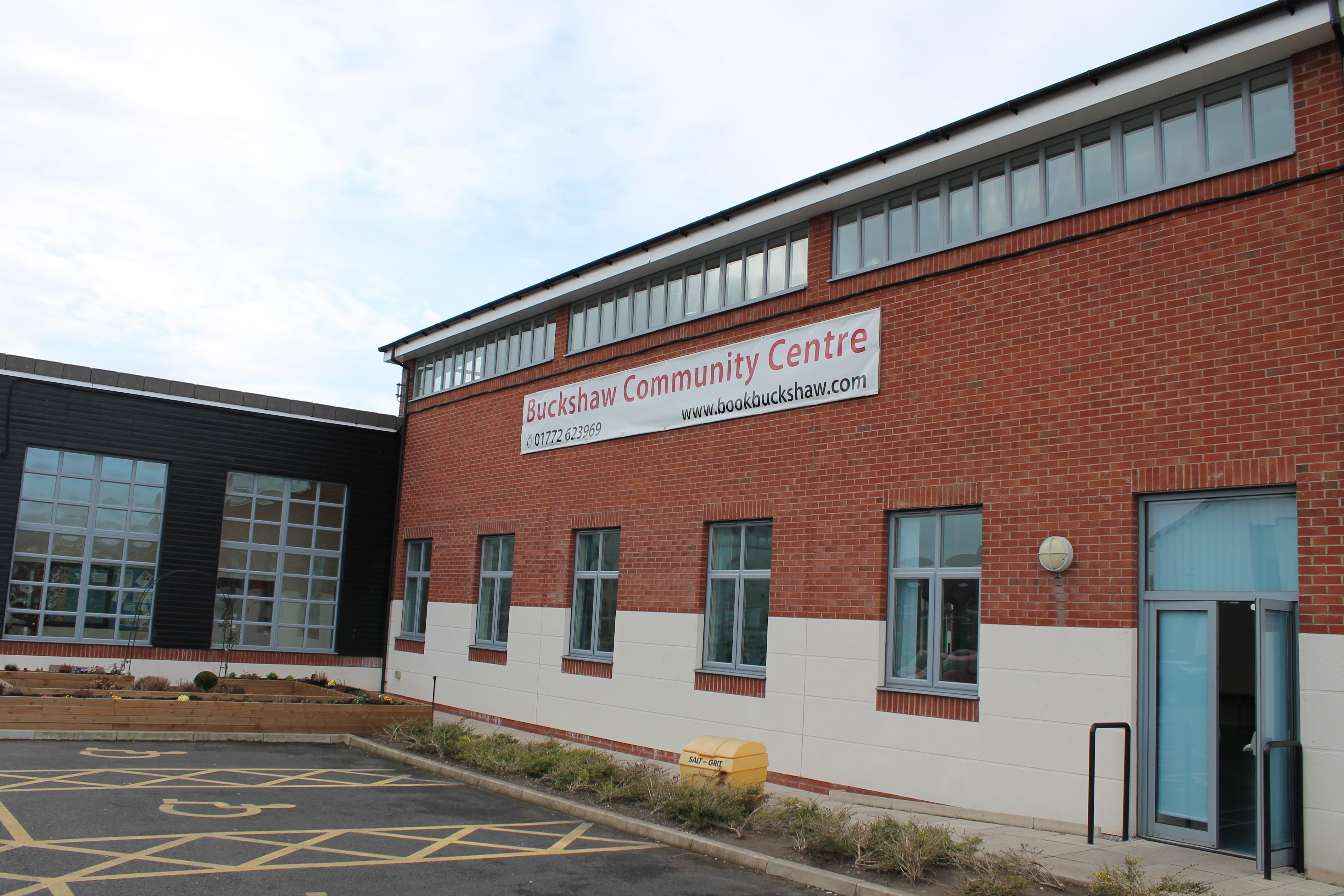 Community centre side
