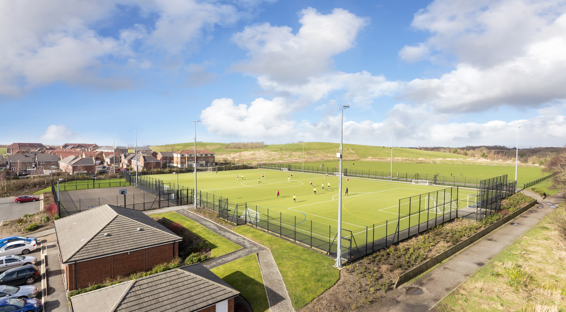 Sports Pitches Main